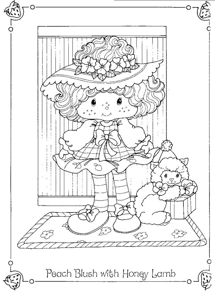 464 best images about Strawberry Shortcake Dolls