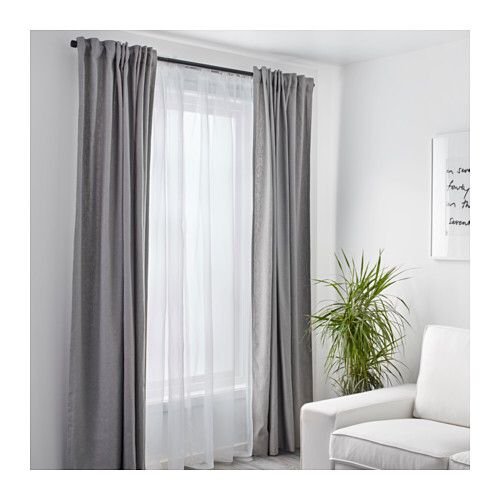 The 25+ best ideas about Double Curtains on Pinterest