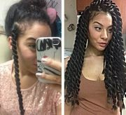 braids twist natural hair & protective