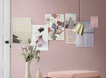 Die besten 17 Ideen zu Rosa Wände auf Pinterest | Wände ...