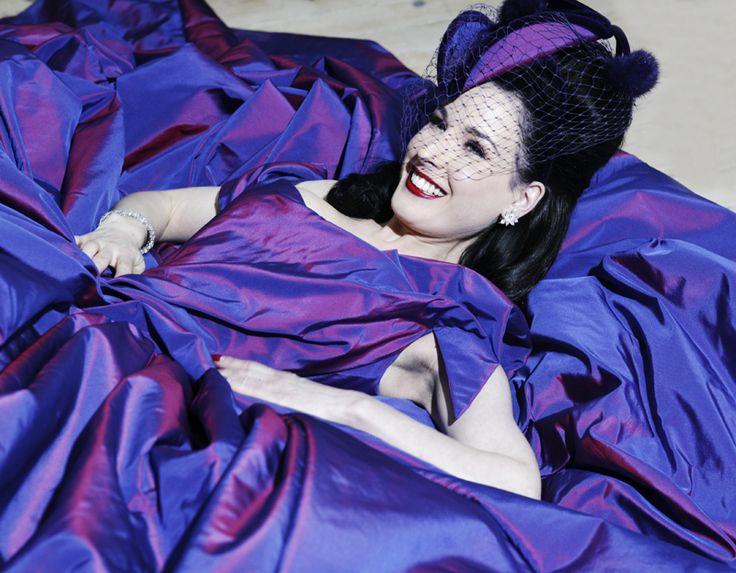 41 Best Images About Dita Von Teese {Wedding} On Pinterest