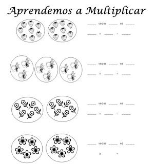17 Best images about MATEMÁTICAS: MULTIPLICACIÓN on