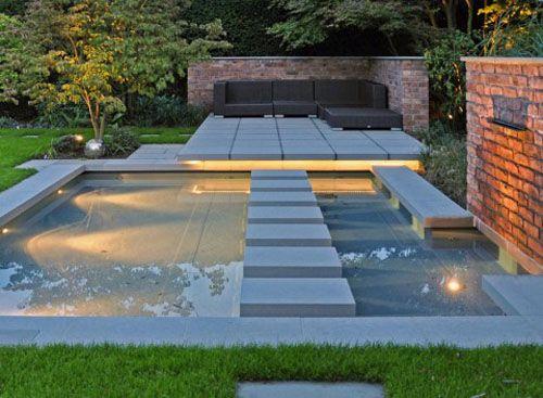74 Best Images About Modern Water Garden Design On Pinterest