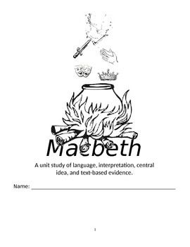 25+ Best Ideas about Macbeth Study Guide on Pinterest