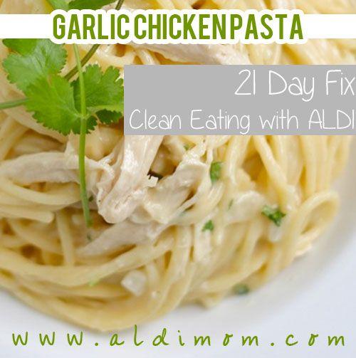 21 day fix chicken recipe