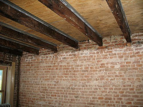 kitchen track lighting fixtures bar top tables 28 best images about exposed joists (with meps) on ...