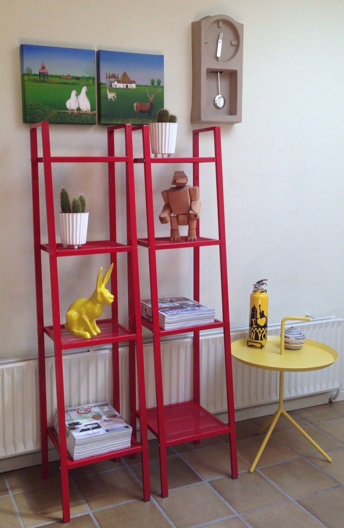 Ikea Lerberg In Red Clocks Pinterest Side By Side Red And Ikea