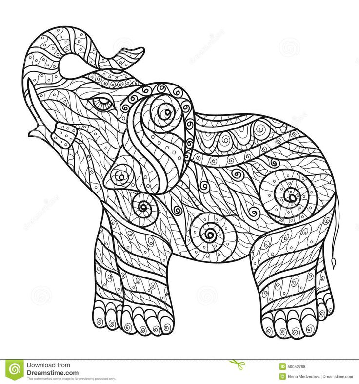 23 best images about Elephant table mats on Pinterest