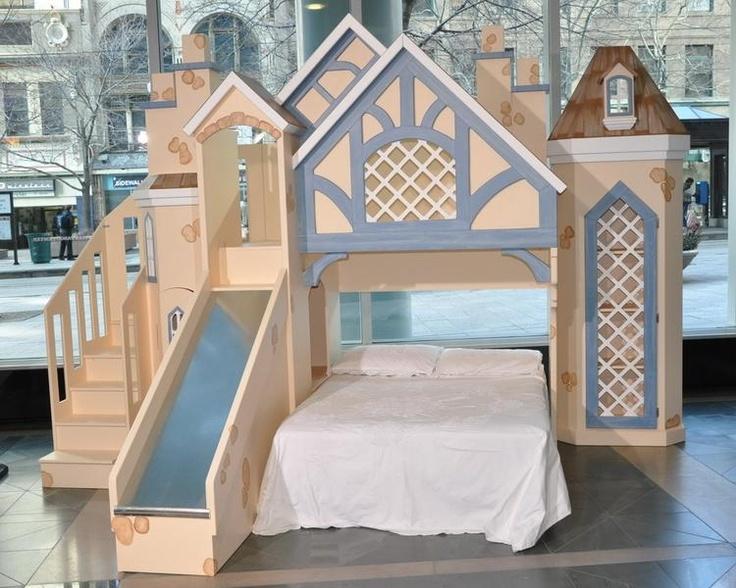 Snow white bunk beds  Disneys FROZEN Snow Queen Elsa