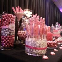 It's a girl baby shower candy station | BABY SHOWER ...