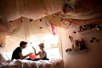 Draping ceiling fabric | Home | Pinterest | Paper ...