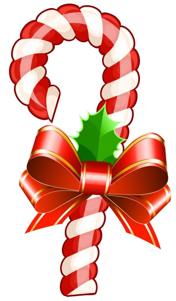 candy cane clipart - google