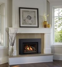 25+ best ideas about Corner fireplace mantels on Pinterest