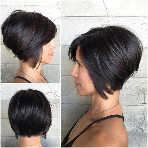 25 Best Ideas About Short Inverted Bob On Pinterest Bob Cut