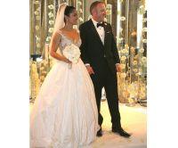 Boda de Salma Hayek. #wedding #dress #bride #celebrity # ...