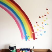 1000+ ideas about Playroom Mural on Pinterest | Playrooms ...