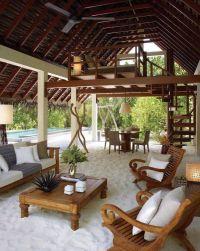 great backyard Hawaiian style | Landscape Yard ideas ...