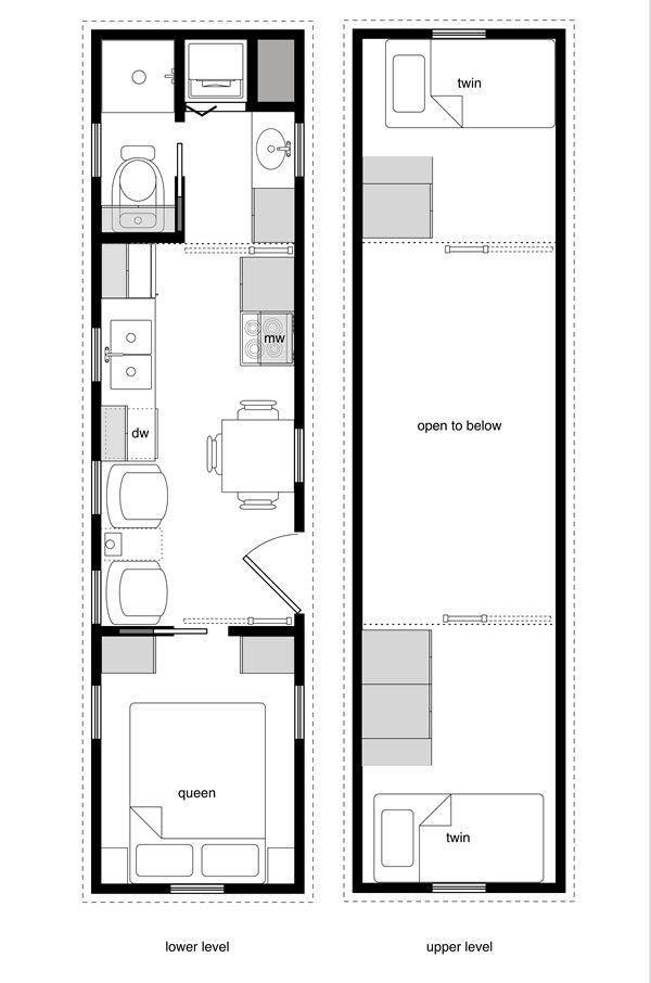 25+ best ideas about Tiny Houses Floor Plans on Pinterest