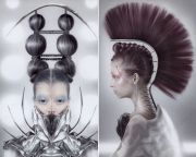 avant-garde hairstyles coiffure