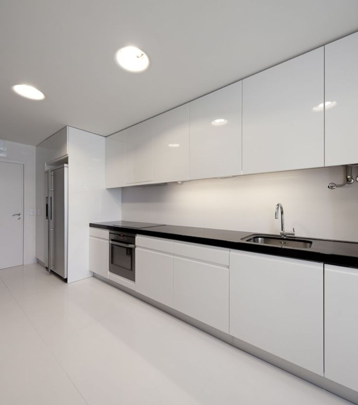 Best 25+ Modern white kitchens ideas only on Pinterest