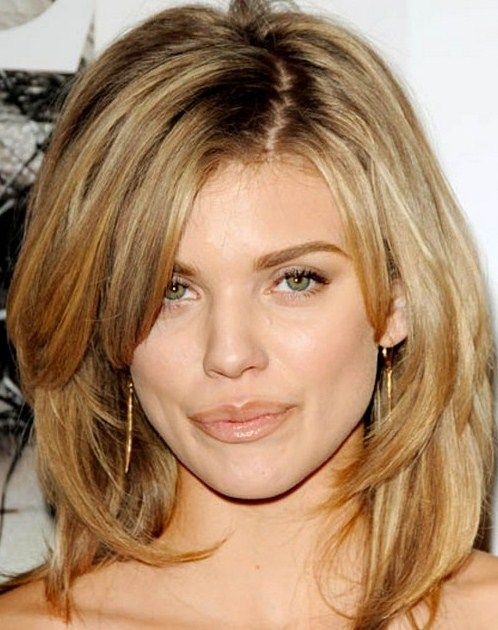 17 Best ideas about Medium Thick Hairstyles on Pinterest  Mid length layered hairstyles Spring