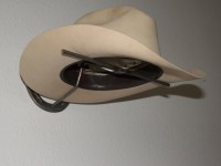 25+ best ideas about Cowboy Hat Rack on Pinterest | Cheap ...