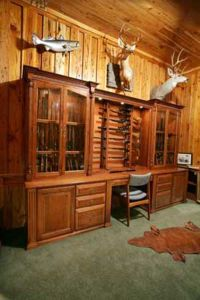 Large Gun Cabinet Plans Free - WoodWorking Projects & Plans