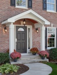 1000+ images about Portico designs on Pinterest | Porch ...