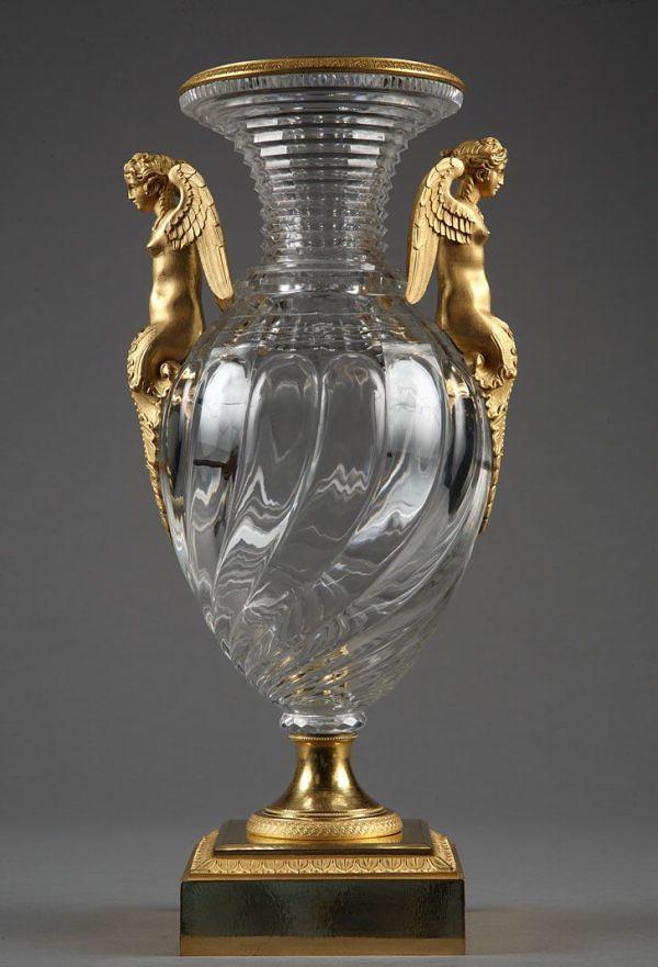 25 best ideas about Crystal vase on Pinterest Vases