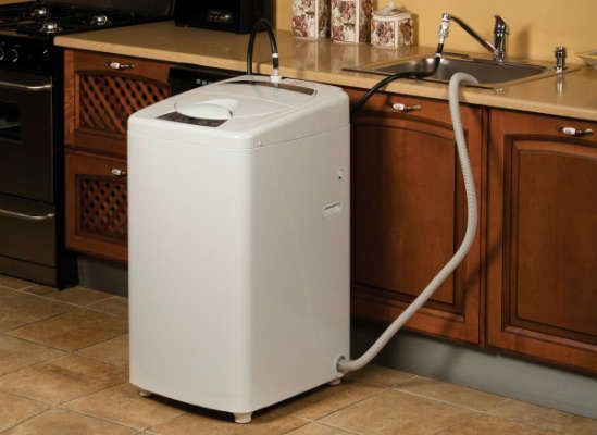 Apartment Portable Washer Dryer