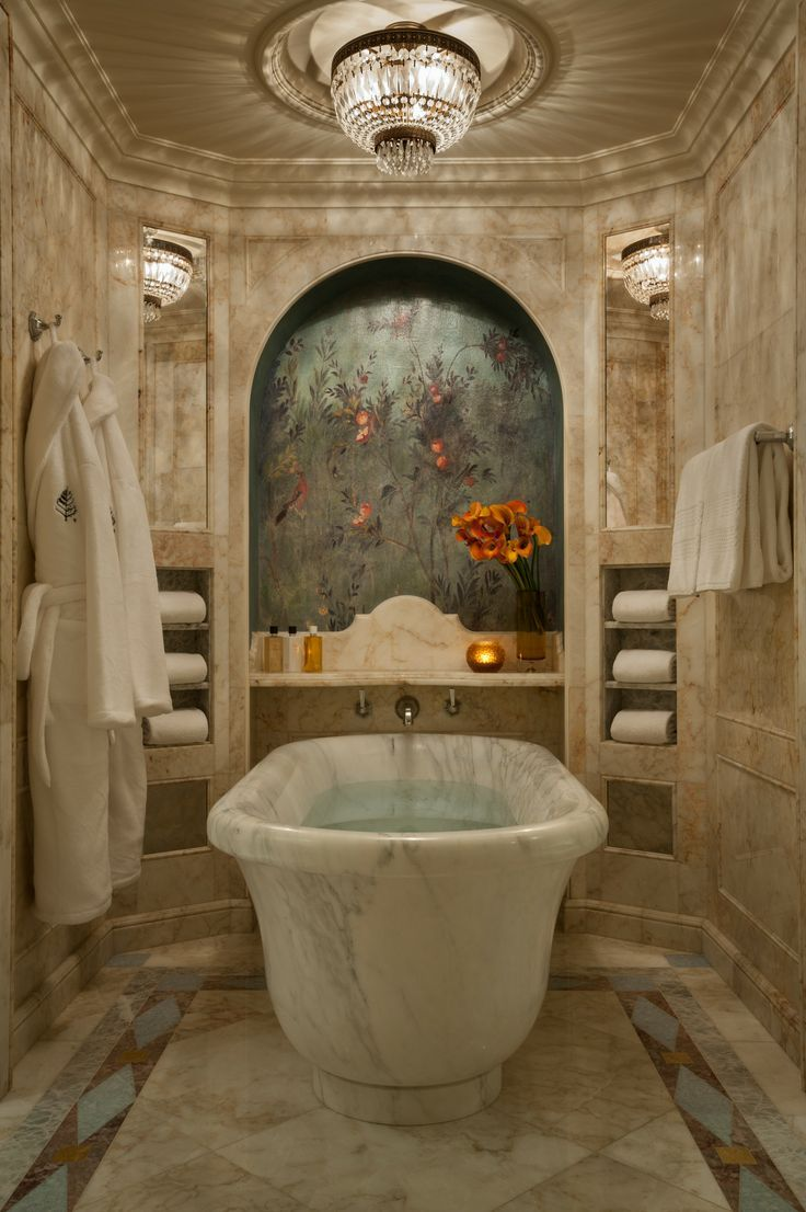 757 best images about Baths and Powder Rooms on Pinterest