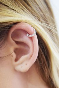 25+ best ideas about Cartilage earrings on Pinterest ...