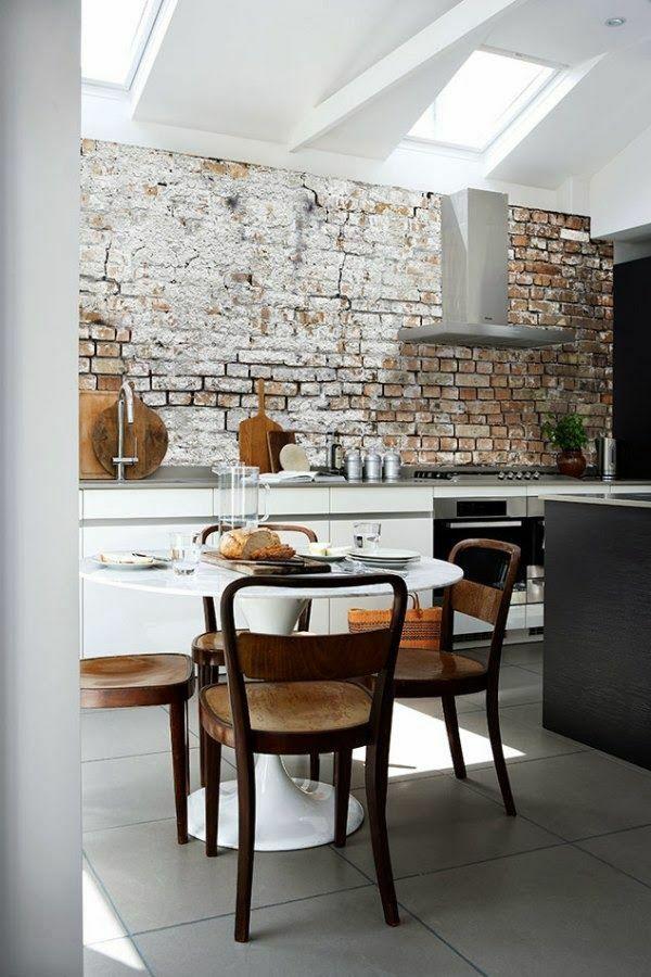 s kuche naturstein in der kuche steinoptik fur kreative, Kuchen