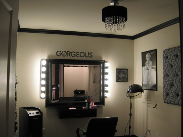 25 Best Ideas About In Home Salon On Pinterest Home Salon