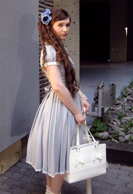 Fanny Rosie lovely Classic Lolita from Montreal  Lolita Fashion  Pinterest  Posts