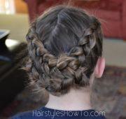 dutch braids bun updo hairstyles