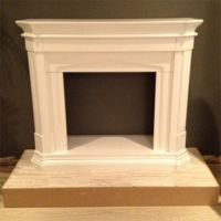 Build Your Own Fireplace Surround | Build a fireplace ...