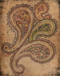 1000+ ideas about Paisley Art on Pinterest | Paisley ...