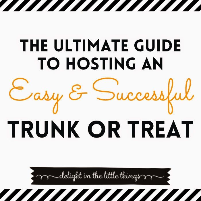 25+ best ideas about Trunk or treat on Pinterest