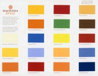 Pittsburgh Paints' New Hacienda Style Color Palette ...