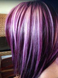 25+ best ideas about Purple hair colors on Pinterest ...