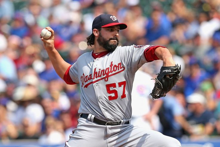 Tanner Roark To Pitch Out Of The Bullpen In NLDS Pitch Journals