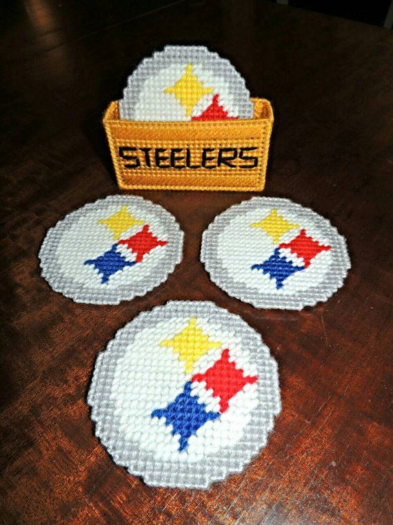 Pittsburgh Steelers Coaster Set Of 4 Shops Pittsburgh
