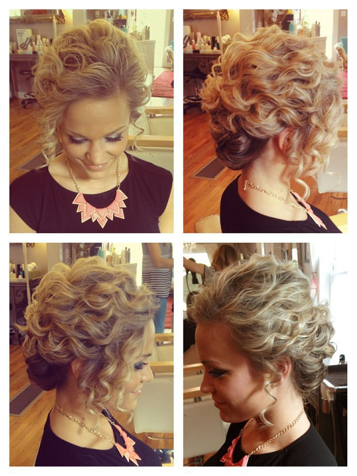 17 Best Ideas About Short Prom Hair On Pinterest Short