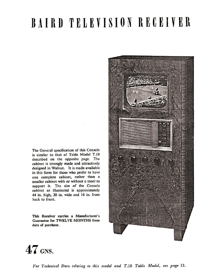 415 best images about Vintage TV's And Radios on Pinterest