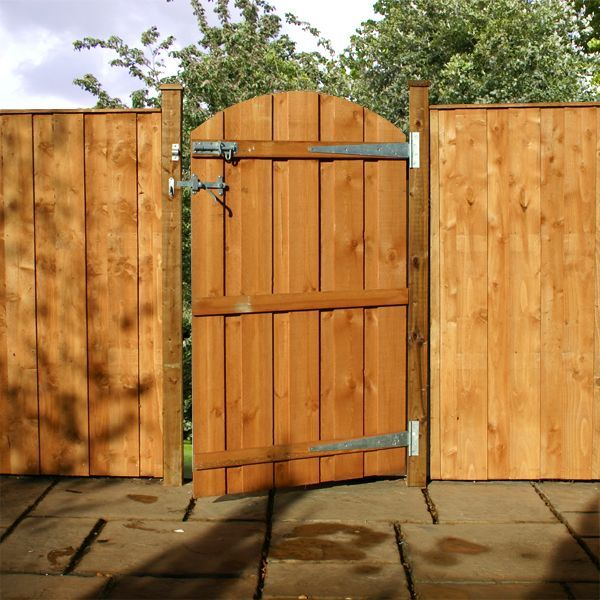 The 25 Best Ideas About Wood Fence Gates On Pinterest Backyard