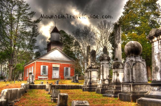 Harshaw Chapel Murphy North Carolina Abraham Enloe is