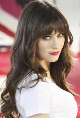Best 25 Layered Bangs Hairstyles Ideas On Pinterest Long