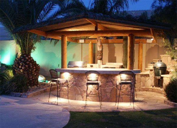 Outdoor Bar Ideas 10 Awesome Designs Of Home Garden Bars House