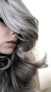 silver hair toner ideas